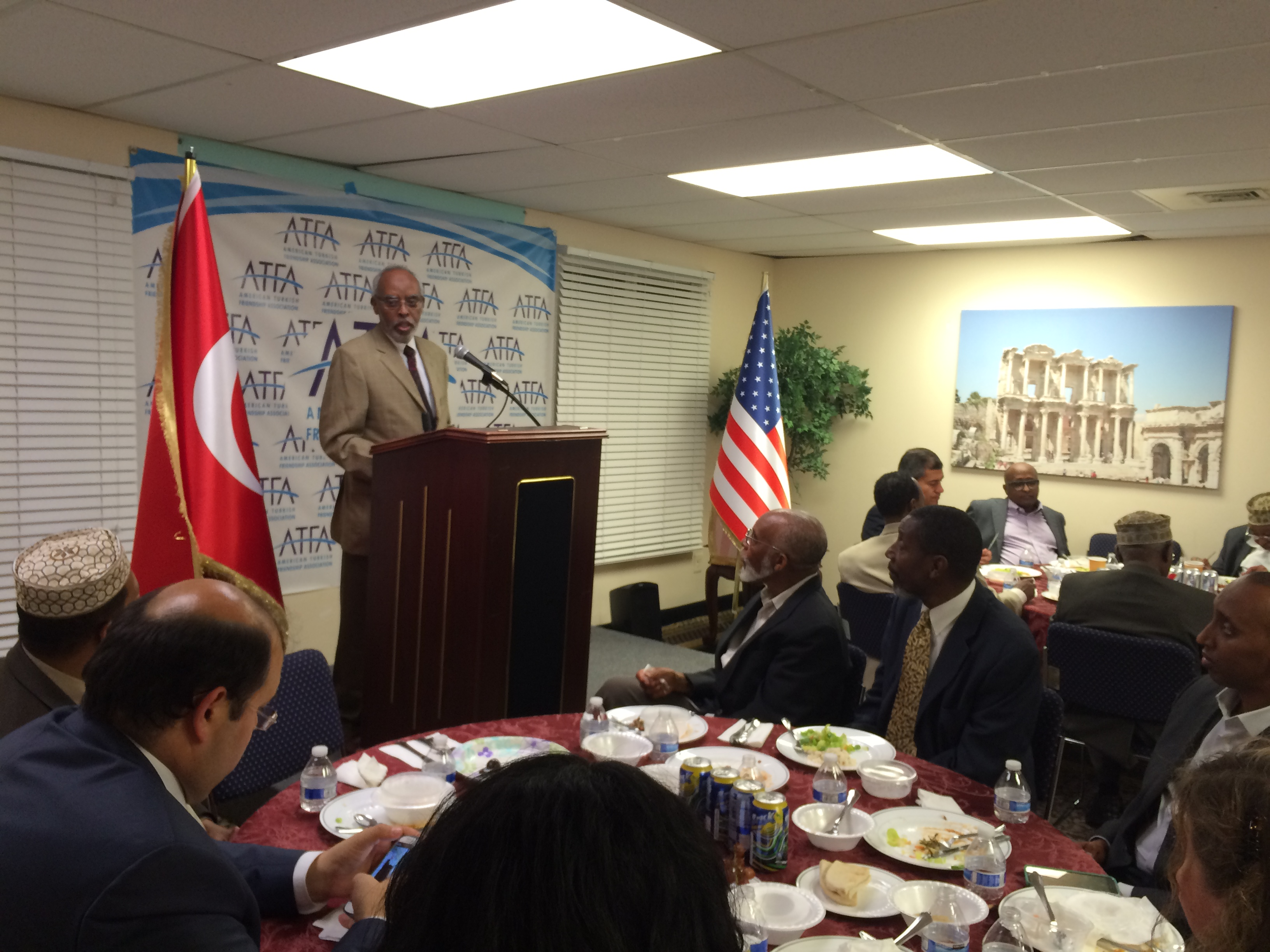 iftar with African-Turkish American Communities #friendship #dialogue (2)