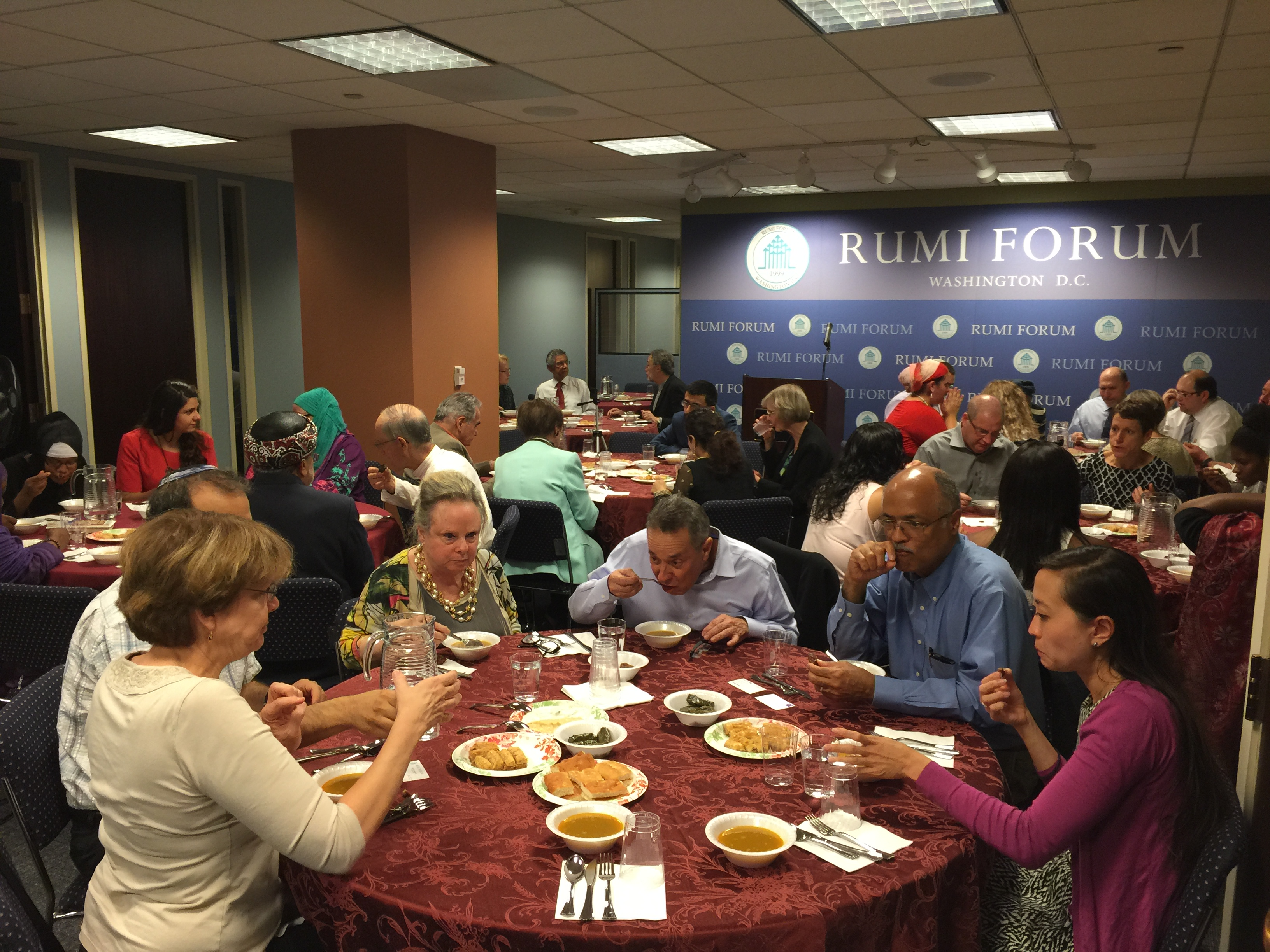 iftar with #interfaith leaders #ramadan  #dialogue #friendship #love