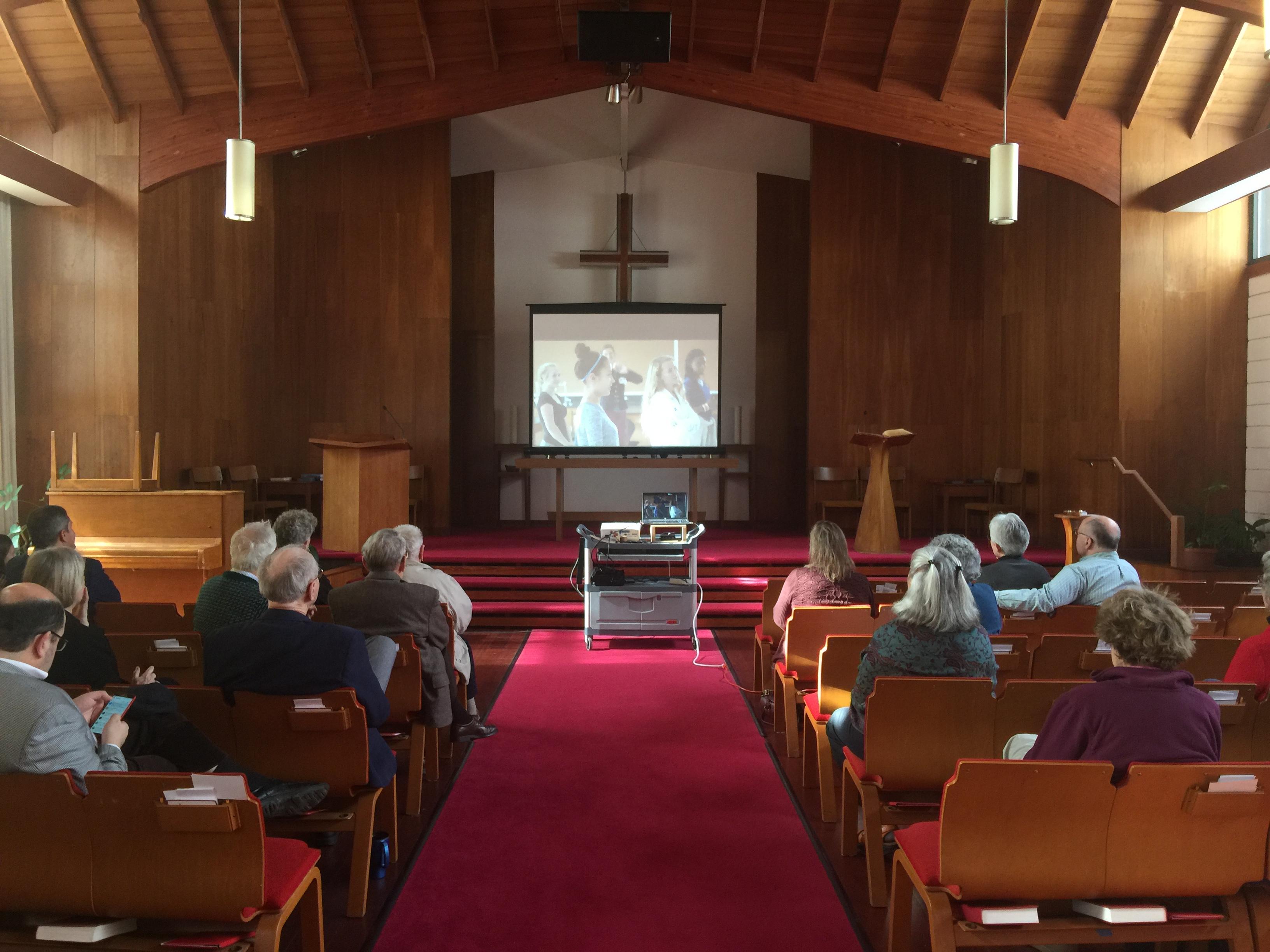 Maine Girls Film Screening