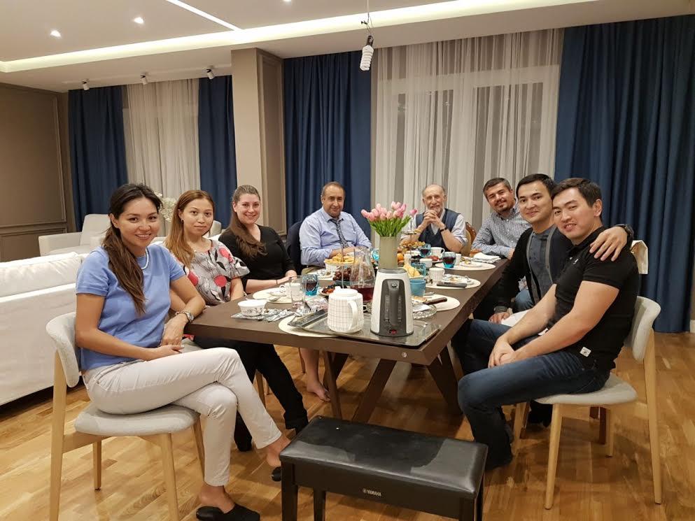 Fellowship Kazak 10