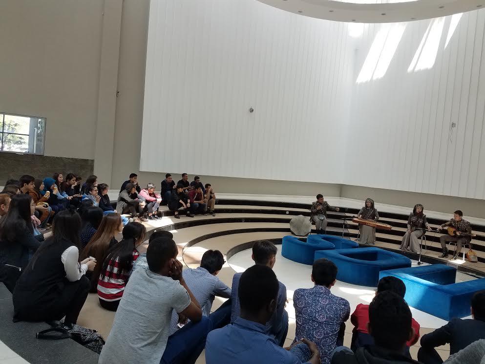 Fellowship Kazak 7
