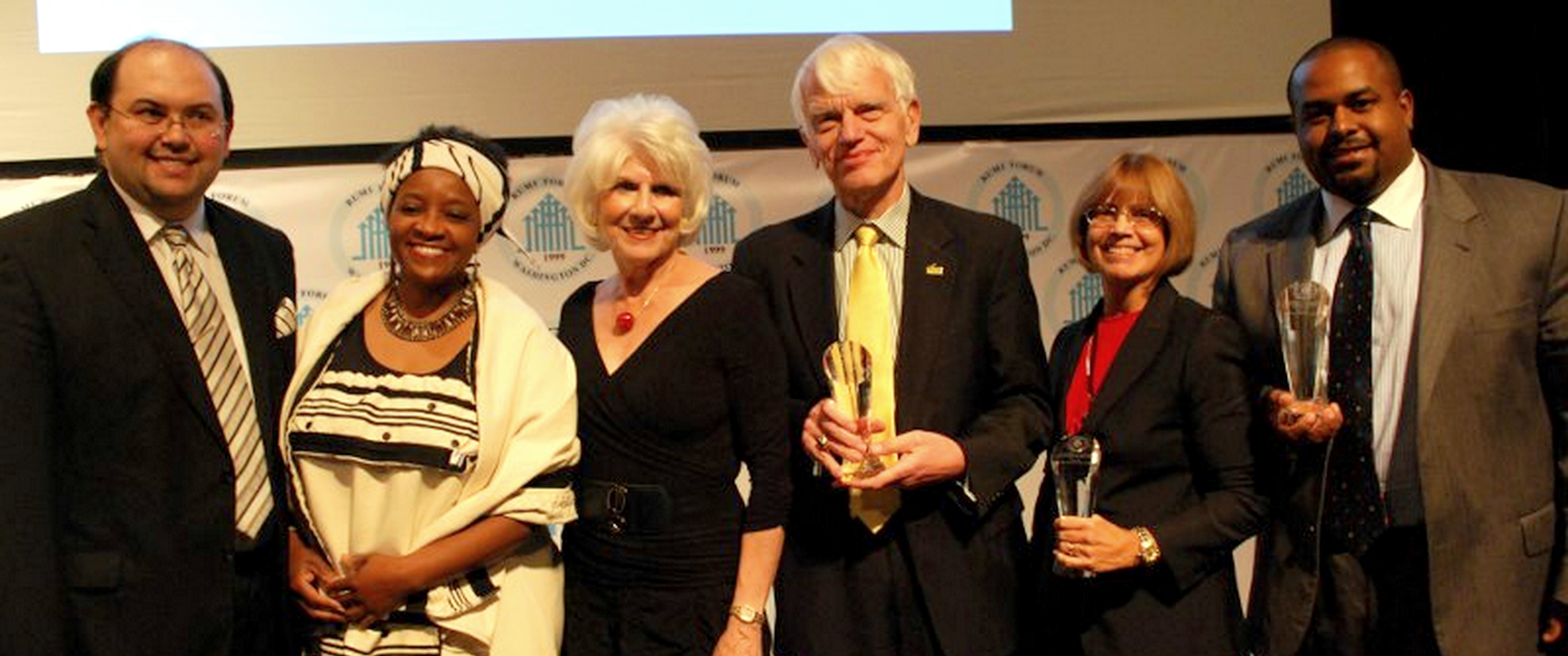 2011 RUMI Peace and Dialogue Awards
