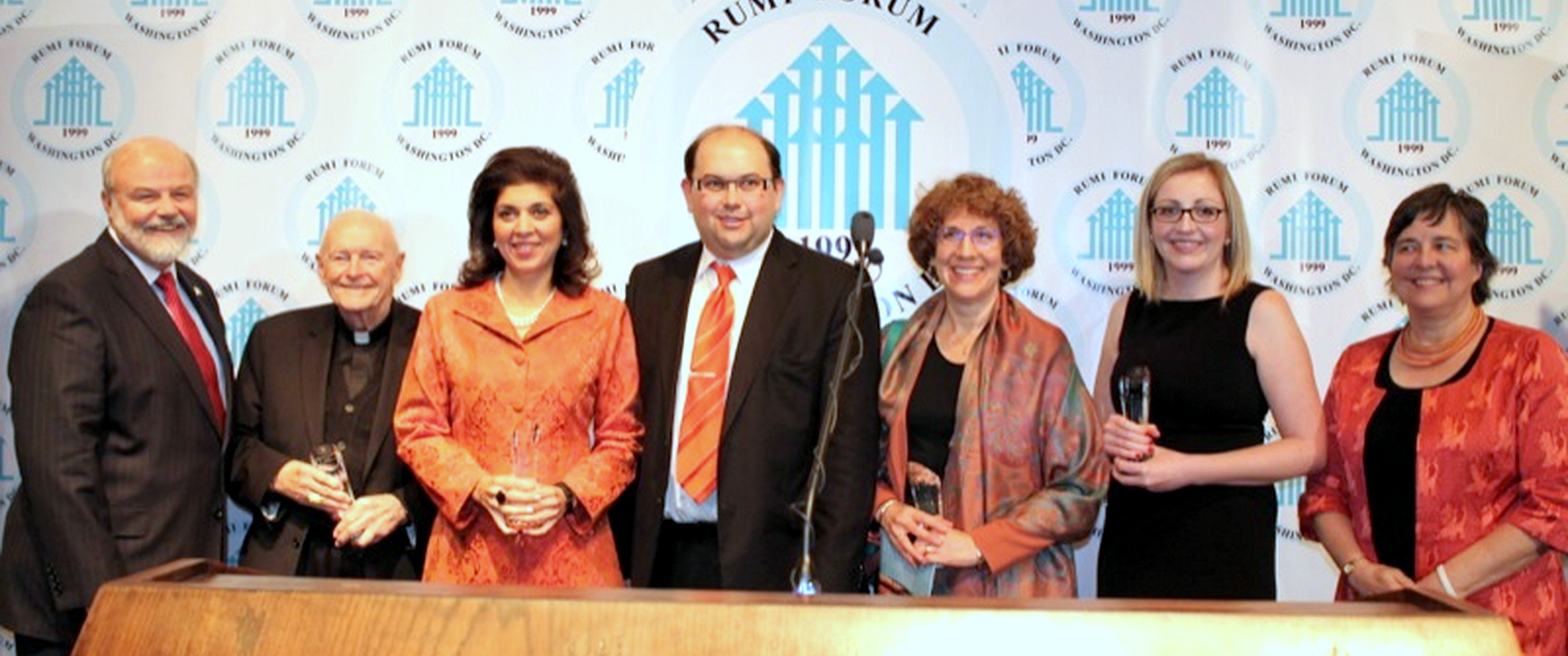 2012 Rumi Peace and Dialogue Awards