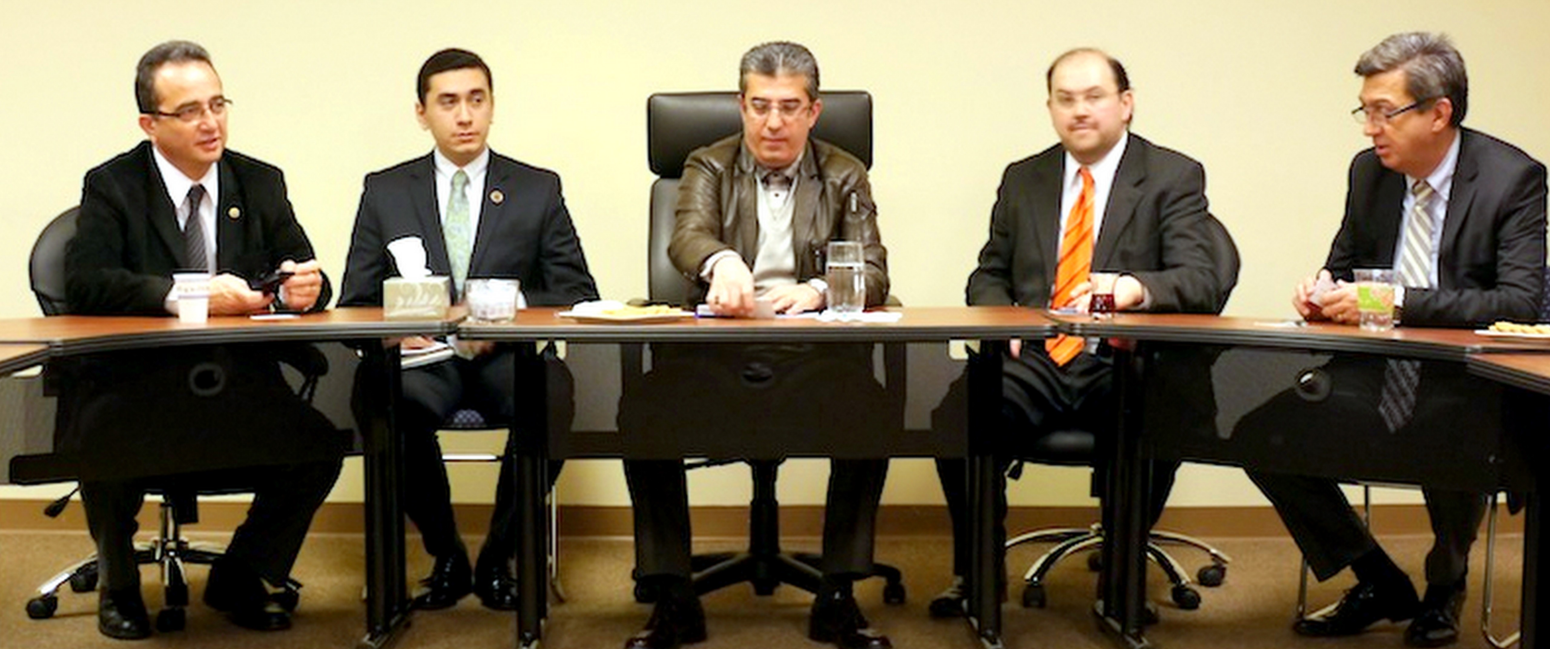 Democracy and Human Rights in Turkey Today - Views from the CHP Opposition - ROUNDTABLE