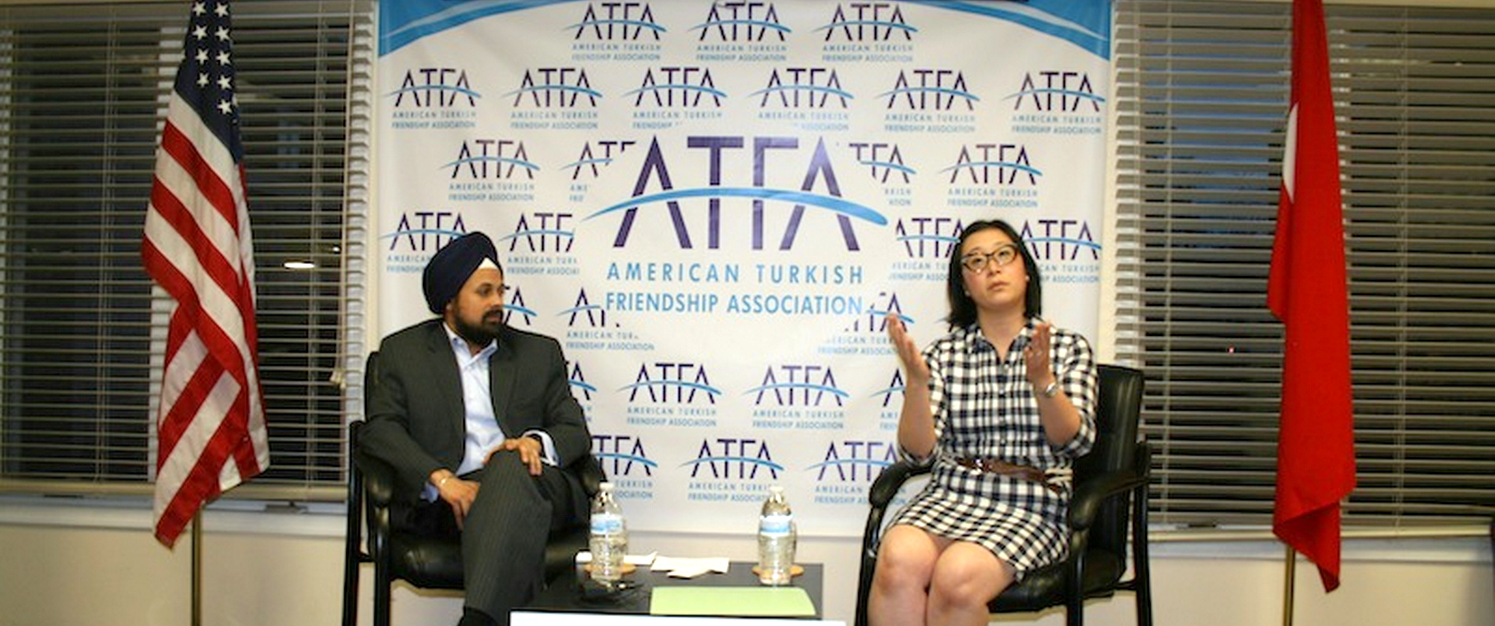 Global Initiatives in Diaspora Communities with Constance Tzioumis, State Department and Romi Bhatia