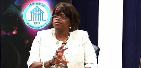 Ambassador at Large Suzan Johnson Cook 2
