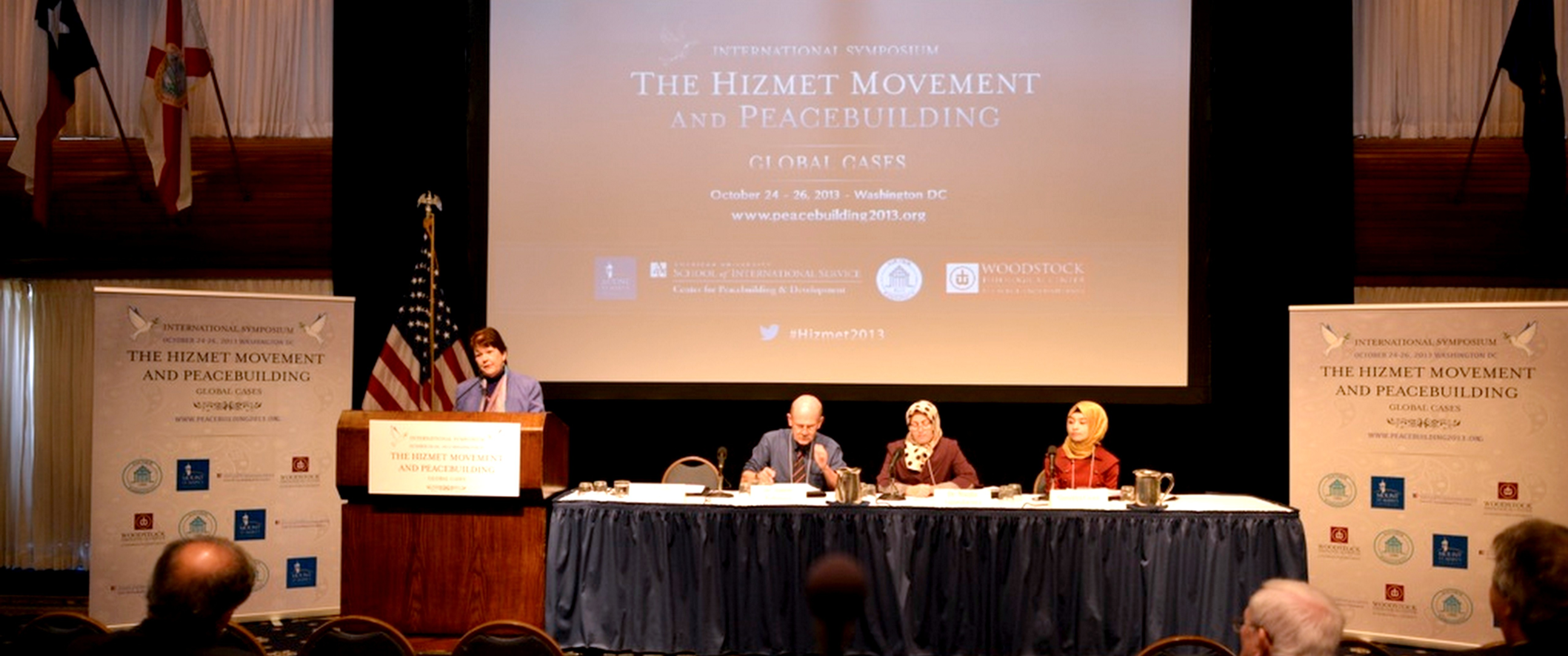 International Symposium on Peace-building and Hizmet/Gulen Movement