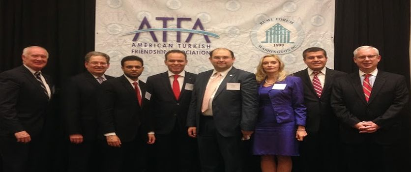 Annual ATFA Rumi Forum Dialog Dinner 2013