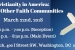Challenges to Christianity in America_ Lessons for Other Faith Communities Slider