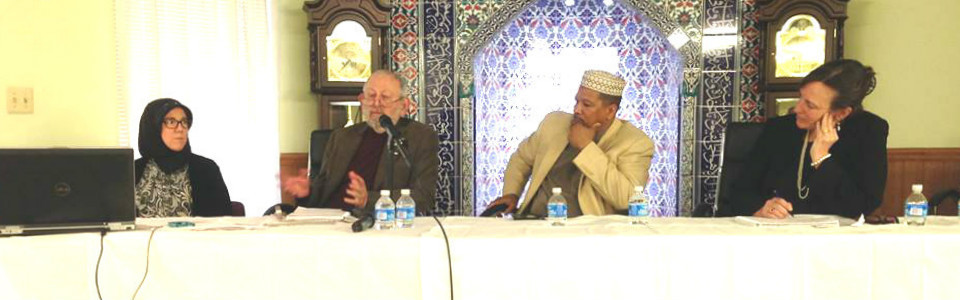 Community and faith leaders' role in countering radicalization