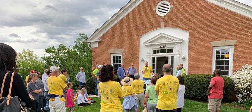 fairfax interfaith walk