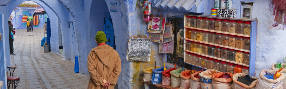 Study Trip to Morocco