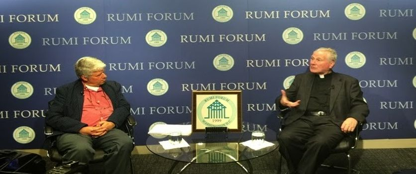 Archbishop Fitzgerald Speaks at Rumi Forum on interfaith dialogue (1) (1)