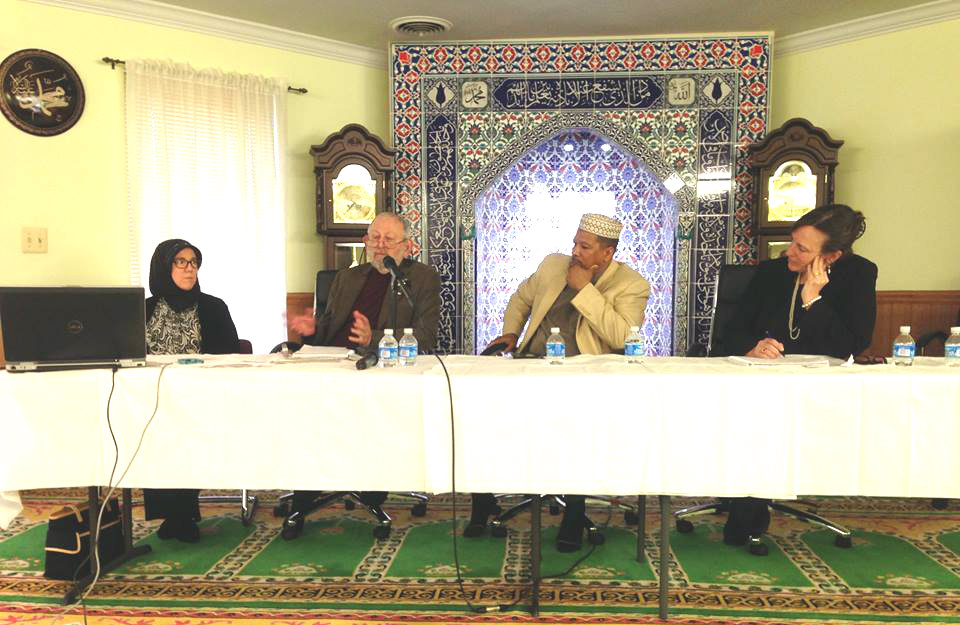 Panel: Community and Faith Leaders' Role in Countering 							Radicalization