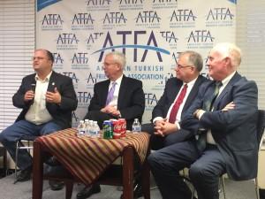 NOVA Region Respnds to Syrian Refugee Crises with Marty Nohe, Robert W. Lazaro Jr., P. David Tarter, Scott K. York and G. Mark Gibb