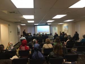 NOVA Region Responds to Syrian Refugee Crises with Marty Nohe, Robert W. Lazaro Jr., P. David Tarter, Scott K. York and G. Mark Gibb