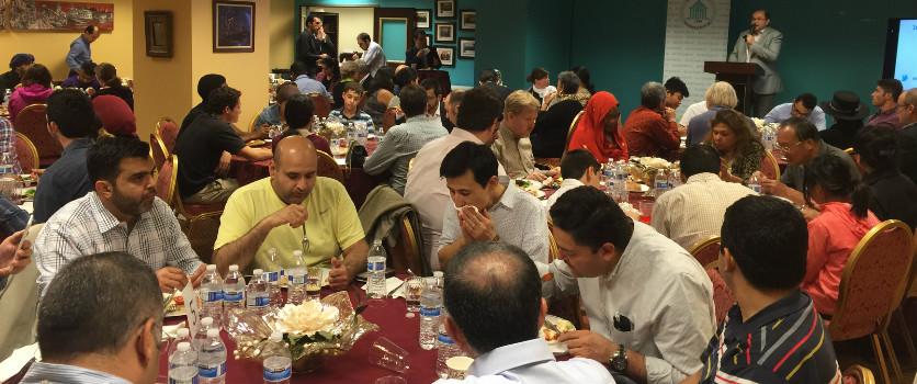 Rumi Forum Ramadan Suhoor