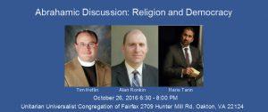 religion-and-democracy-in america
