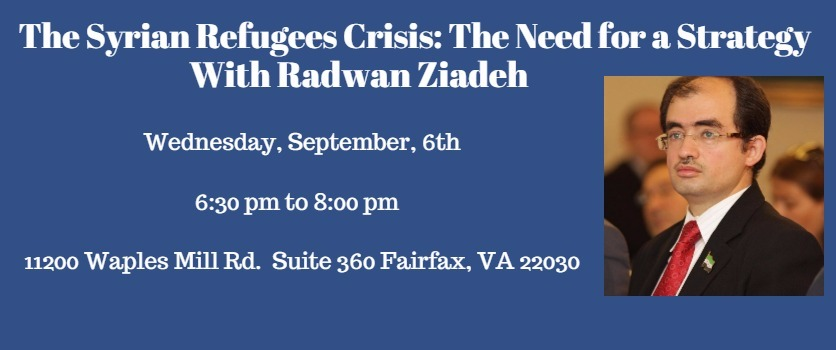 Syrian Refugee Event