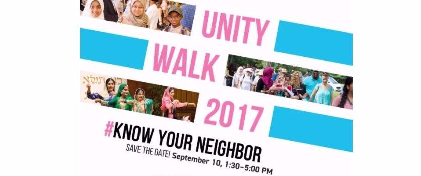 D.C. Unity Walk 2017