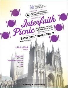 interfaith picnic
