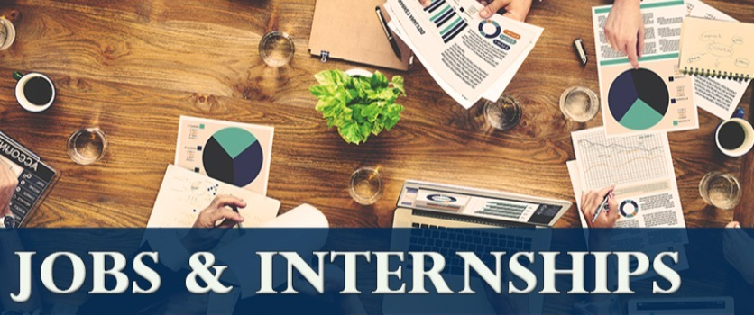 Jobs and Internships