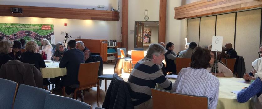 UUFC Interfaith Event