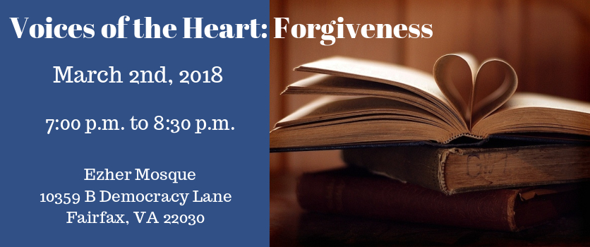 Voices of the Heart: Forgiveness