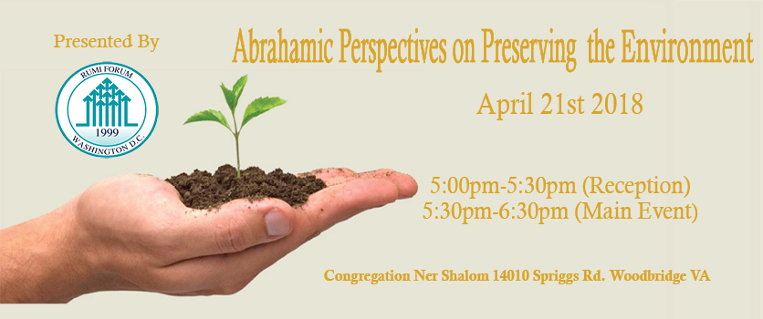 Abrahamic Perspectives on Preserving the Environment