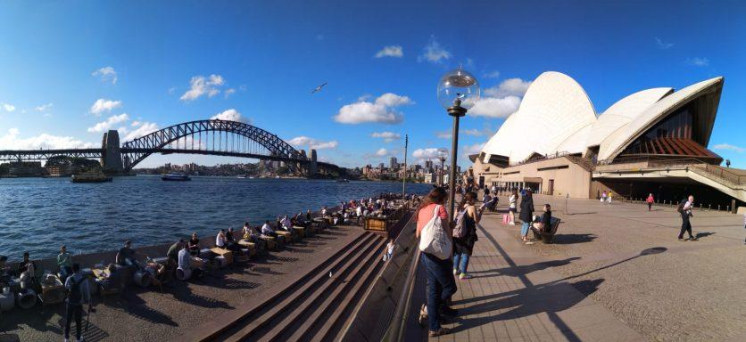 Rumi Forum Study Trip to Australia