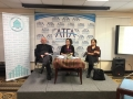 #Abrahamic panel on the issue of #Welcoming the #refugees and strangers was held on February 25-