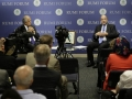 Ambassador Luman Faily of Iraq and Ambassador Zalmay Khalidzad discussing #Iraq  (4)
