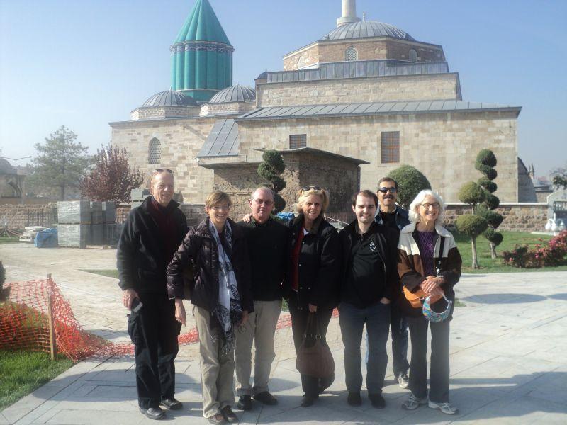 Rumi Forum Study Trip to Turkey, November 2014 | Rumi Forum