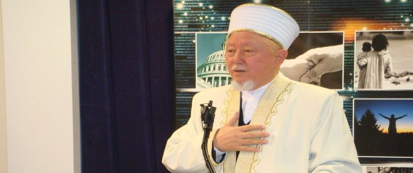 Islam, Religion of Peace and Creation with The Supreme Mufti