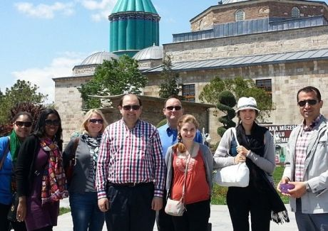 Rumi-Forum-Fellows-2014-konya-mevlana-emre-celik-fellowship