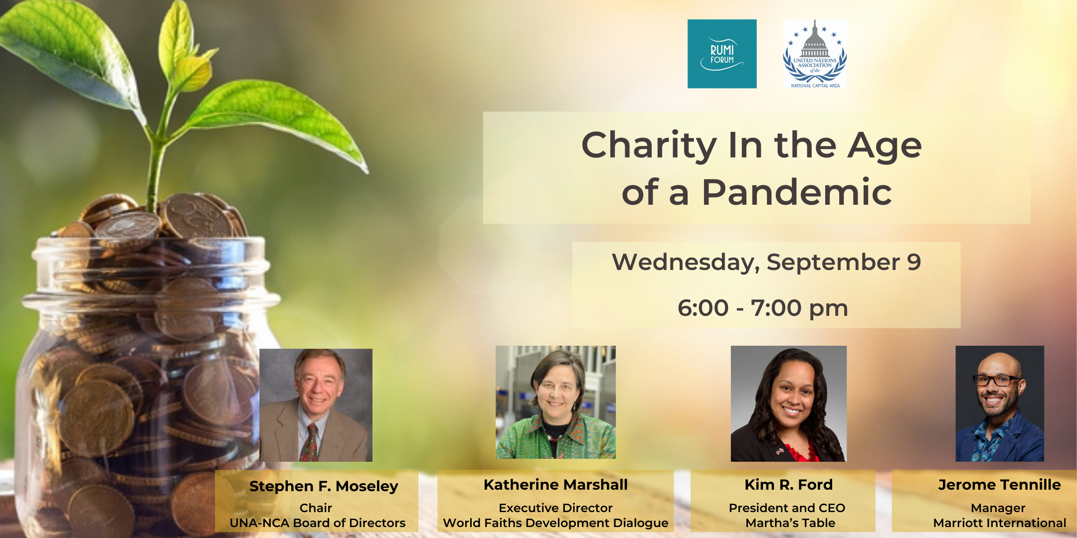 Charity In the Age of a Pandemic