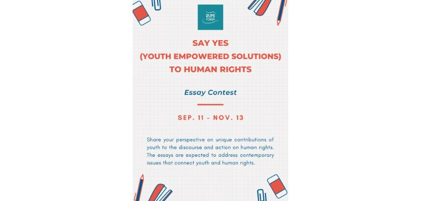 Say YES (Youth Empowered Solutions) to Human Rights