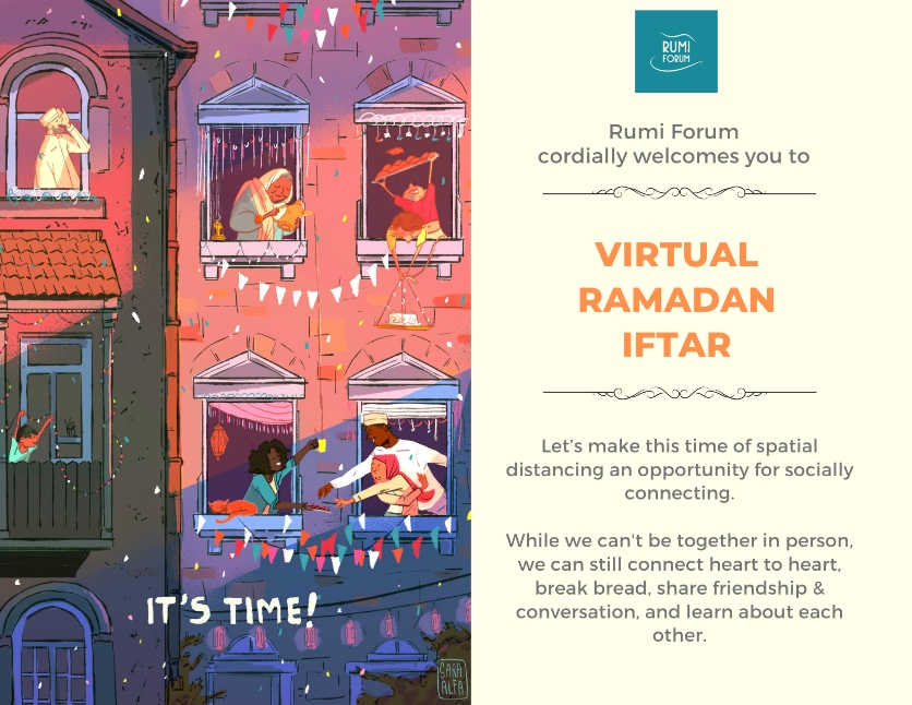 Virtual Ramadan Iftar Series