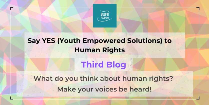 What do you think about human rights_ Make your voice be heard!