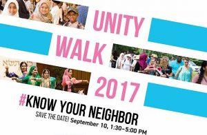 unity walk 2017