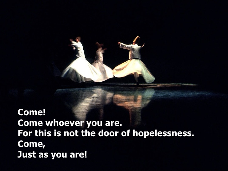 Rumi Poetry Circle